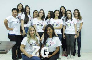 Time de mulheres da ZG Soluções comanda evento especial para o dia das mulheres